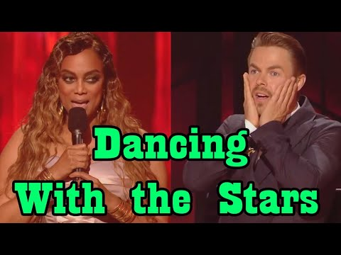 'Dancing With the Stars': Tyra Banks announces live TV miscue in ...