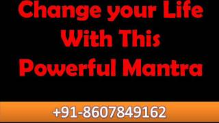 Change Your Life With This Powerful Mantra