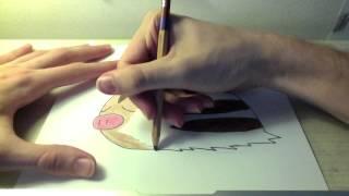 Drawing all the Pokemon: Number 220 Swinub