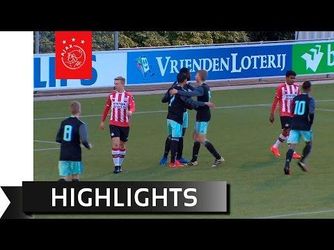 Highlights PSV O16 - Ajax O16