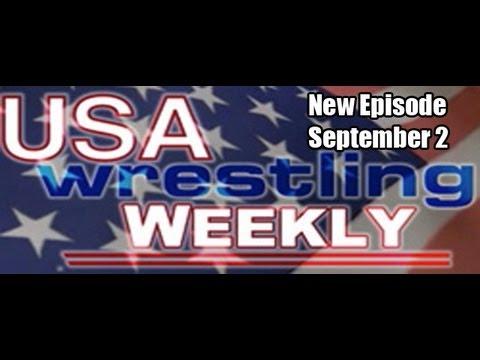 USA Wrestling Weekly - September 2
