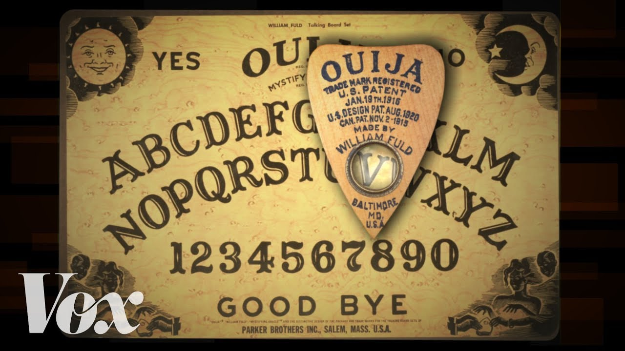 The Strange Spiritual Origins Of The Ouija Board Open Culture
