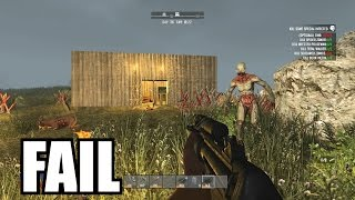 7 Days to Die PS4 How to Fail on SOLO