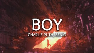 Download lagu Charlie Puth ‒ BOY Senio Remix