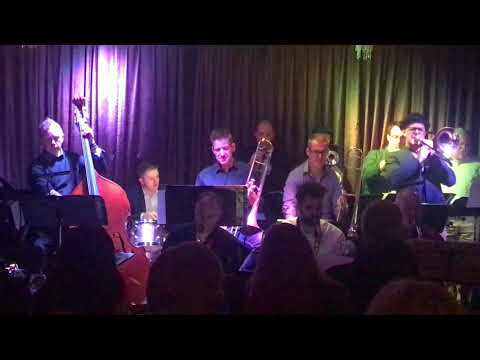 Oliver Shute with the Daryl McKenzie Jazz Orchestra  - Sub Zero by Roger Schmidli