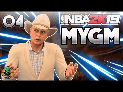 EXPANSION DRAFT | NBA 2K19 MyGM Ep 4 - YouTube