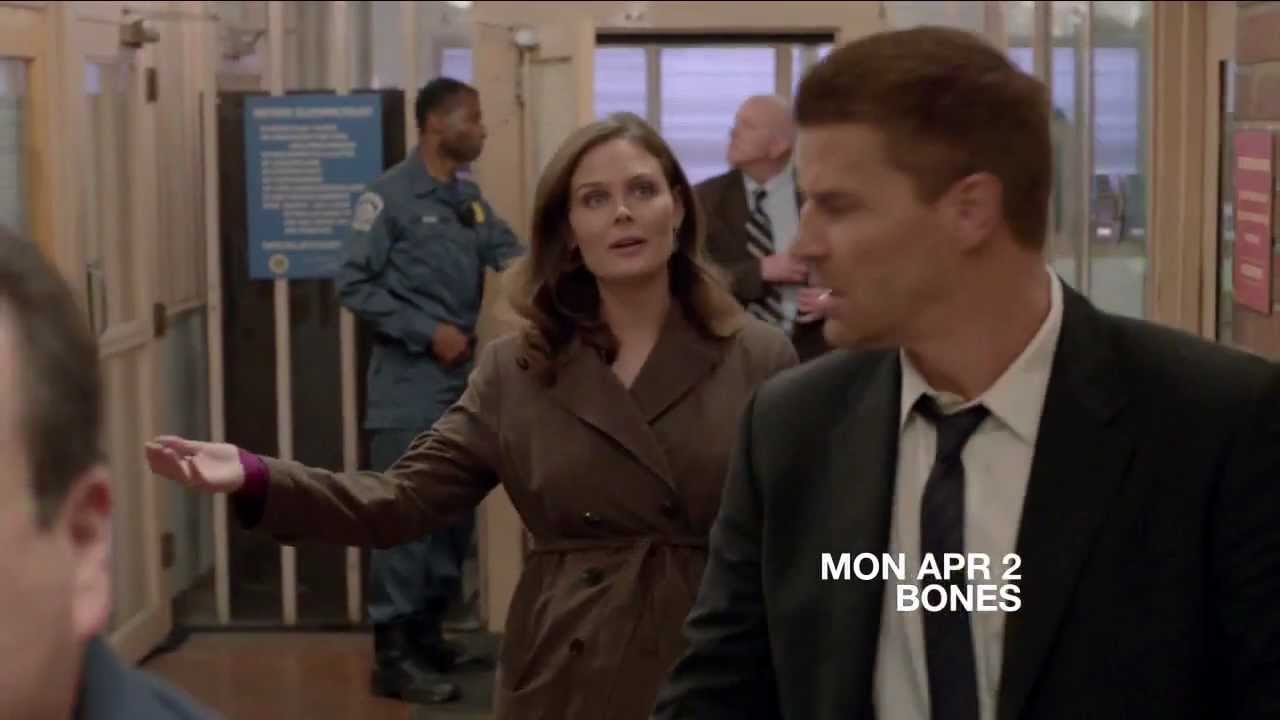 Top ten moments from 'Bones' as the long-running Fox crime