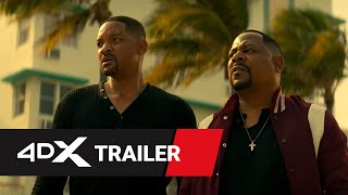 Bad Boys For Life in 4DX | Trailer