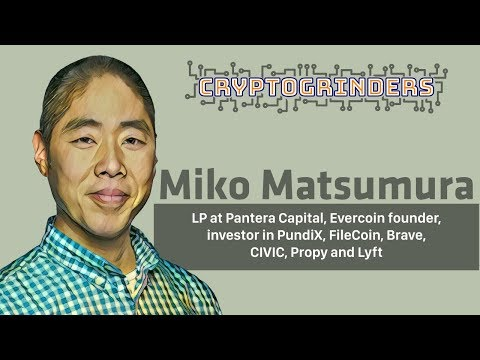 Investing in Blockchain/ICOs with Miko Matsumura