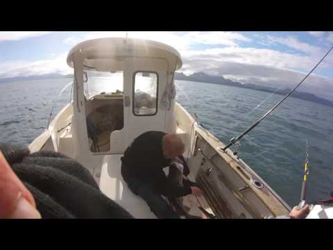 Hard Labour Norway Sea Fishing Aug 2016