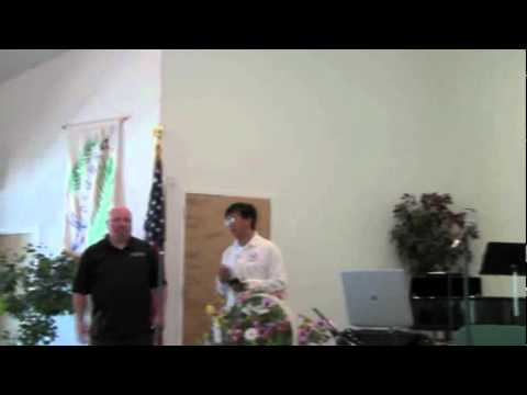 Burmese (Myanmar) Bible School Opening