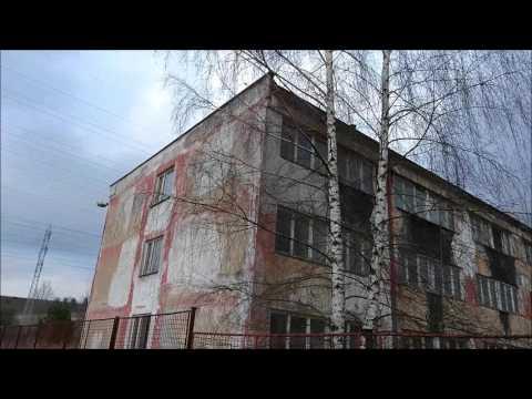 Abandoned Asylum Center for Migrants - Vlachy Liptovský Mikuláš 12/03/2016