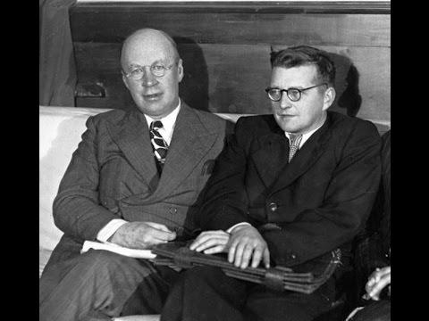 Boris Giltburg discusses Prokofiev and Shostakovich (rec. 18 June 2016)