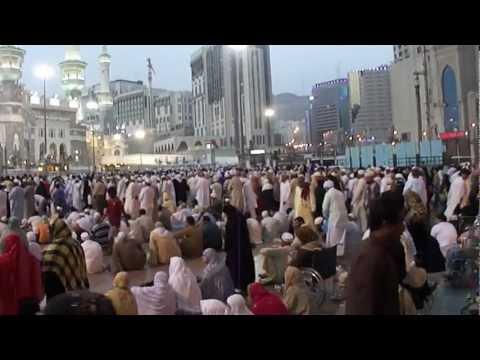 MAKKAH PRAYER TIME 2012 HD