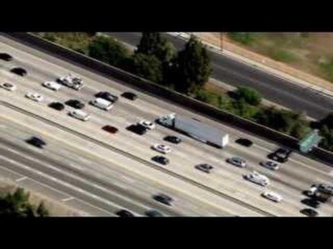 Police Chase   LA   23 June 2015