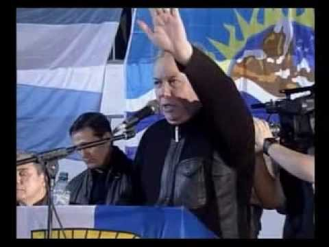 Discurso lanzamiento Gobernador Daniel Roman Peralta | dpsantacruz