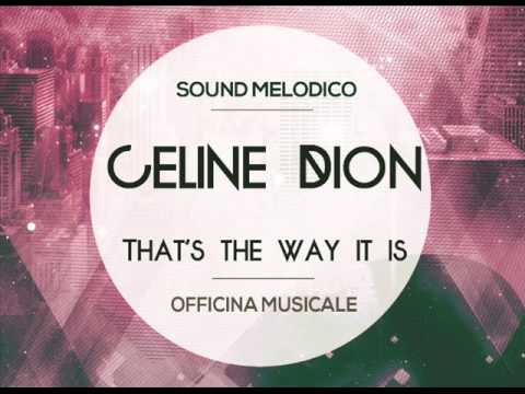 Instrumental Celine Dion-That's the way it Is