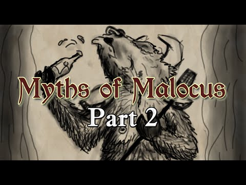 Myths of Malocus Part 2: Exploring the City | Roll For Crit