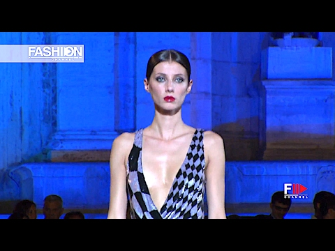 FAUSTO SARLI Haute Couture Autumn Winter 2011 2012 Rome   Fashion Channel