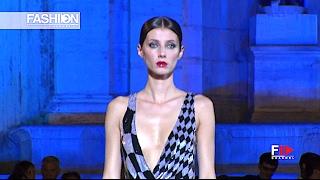 FAUSTO SARLI Haute Couture Autumn Winter 2011 2012 Rome   Fashion Channel