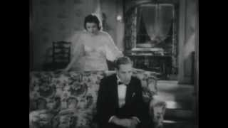 Myrna Loy Seduces Leslie Howard Pre-Code Movie