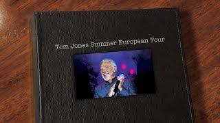 Tom Jones Summer European Tour 2016 Film YouTube Videos