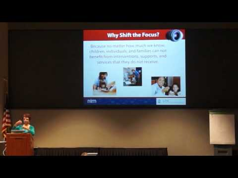 Karen Blasé - From Science to Service: Implementation Challenges and Solutions for the Real World