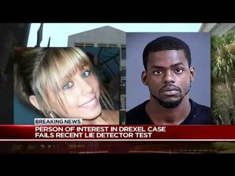 Prosecutors Suspect named in Brittanee Drexel's disappearance failed polygraph test