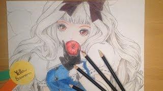 Drawing | Anime Girl