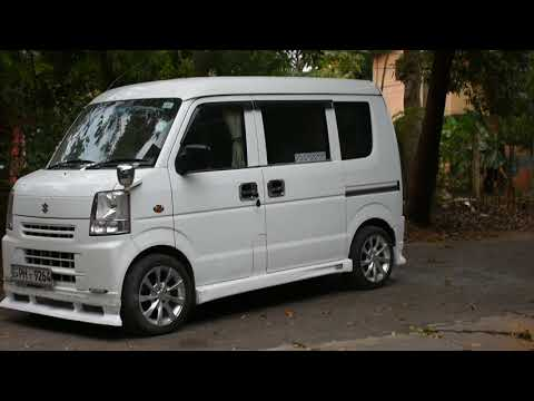 Suzuki Every Sri Lanka
