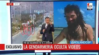 Rolando Graña: Por qué Santiago Maldonado no va a aparecer. thumbnail
