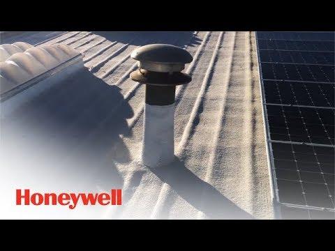 Spray Foam Roofing | Case Study Examples | Honeywell