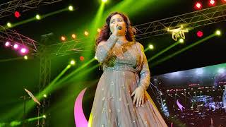Shreya Ghoshal Live @ Hyderabad 3-Mar-2019 - Pinga Ga Pori - Bajirao Mastani