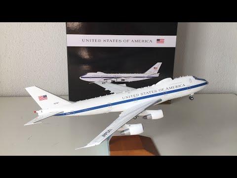 Gemini200 Boeing E4B united states of america review