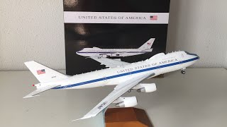 Gemini200 Boeing E4B united states of america review
