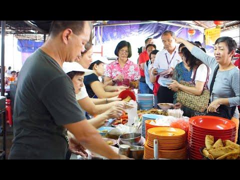 Yong Tau Foo at Madras Lane Kuala Lumpur 吉隆坡茨廠街中華巷釀豆腐