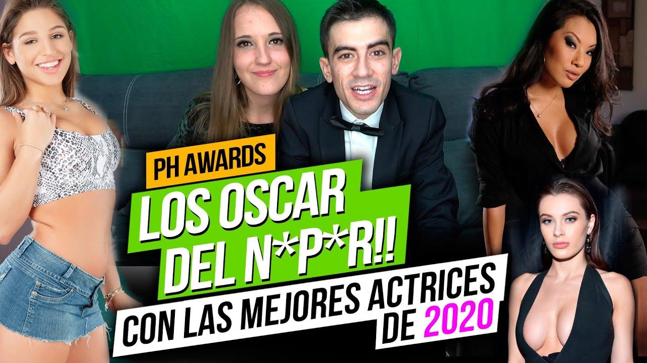 Vuelven LOS OSCAR DEL N***R 👉 y LAS MEJORES ACTRICES DEL MUNDO | ¡¡PH AWARDS 2020!!