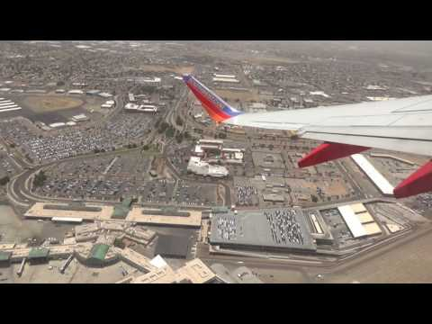 Southwest Airlines Trip Report from El Paso, TX to Phoenix, AZ