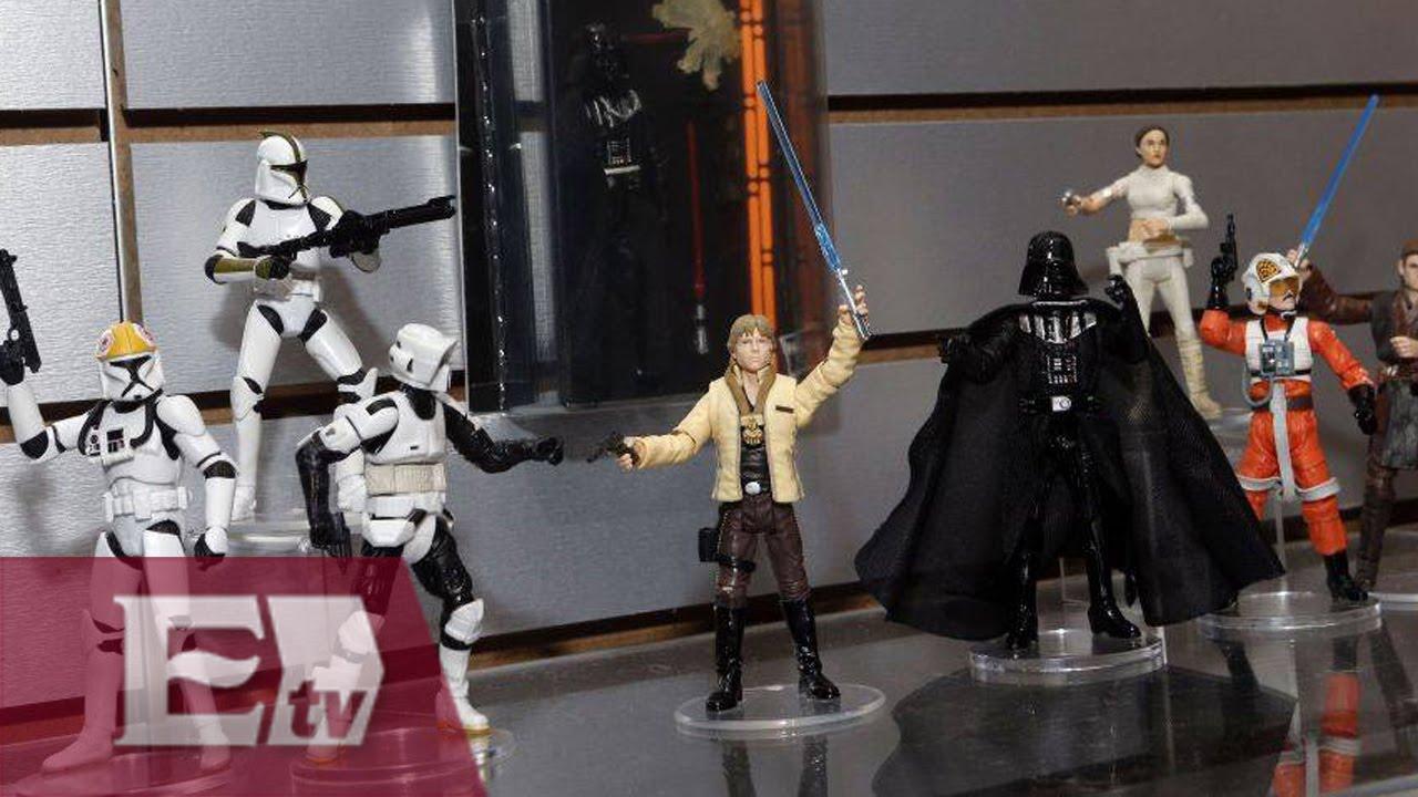 Star Wars juguetes de stormtrooper