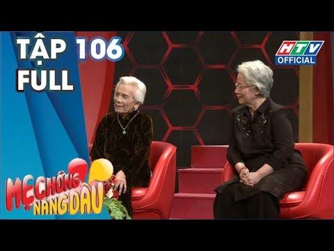 MẸ CHỒNG NÀNG DÂU | Mẹ chồng 100 tuổi thương cô con dâu nói nhiều | MCND #106 FULL | 30/3/2019