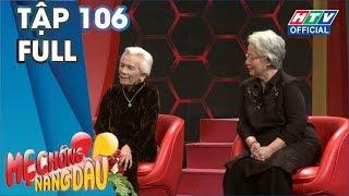 image MẸ CHỒNG NÀNG DÂU | Mẹ chồng 100 tuổi thương cô con dâu nói nhiều | MCND #106 FULL | 30/3/2019