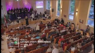 """Raidījums """"Latvijas stāsti. Personības"""" - 09.12. plkst.  21:30"""