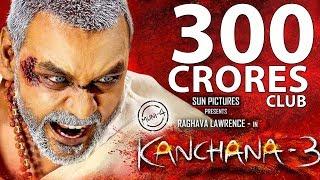 BREAKING UPDATE | Kanchana 3 Crossing 300 Crore Plus