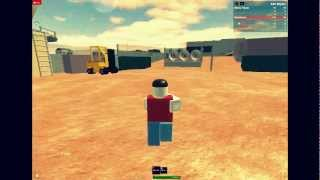Roblox Gameplay on MW3's Dome