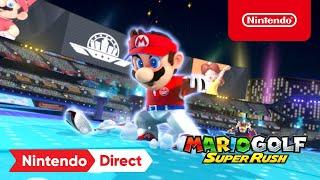 Mario Golf: Super Rush – Nintendo Direct | E3 2021