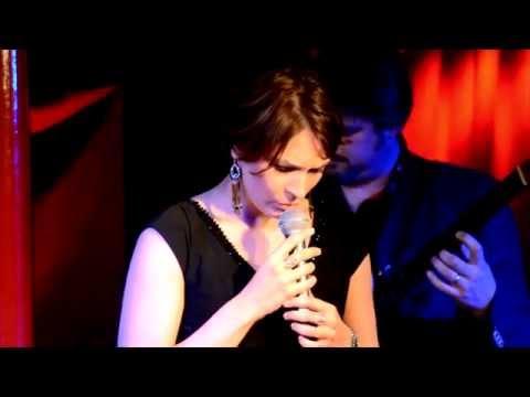Belgian Jazz Singer Gabrielle Ducomble - Live at Jazz Club Soho London