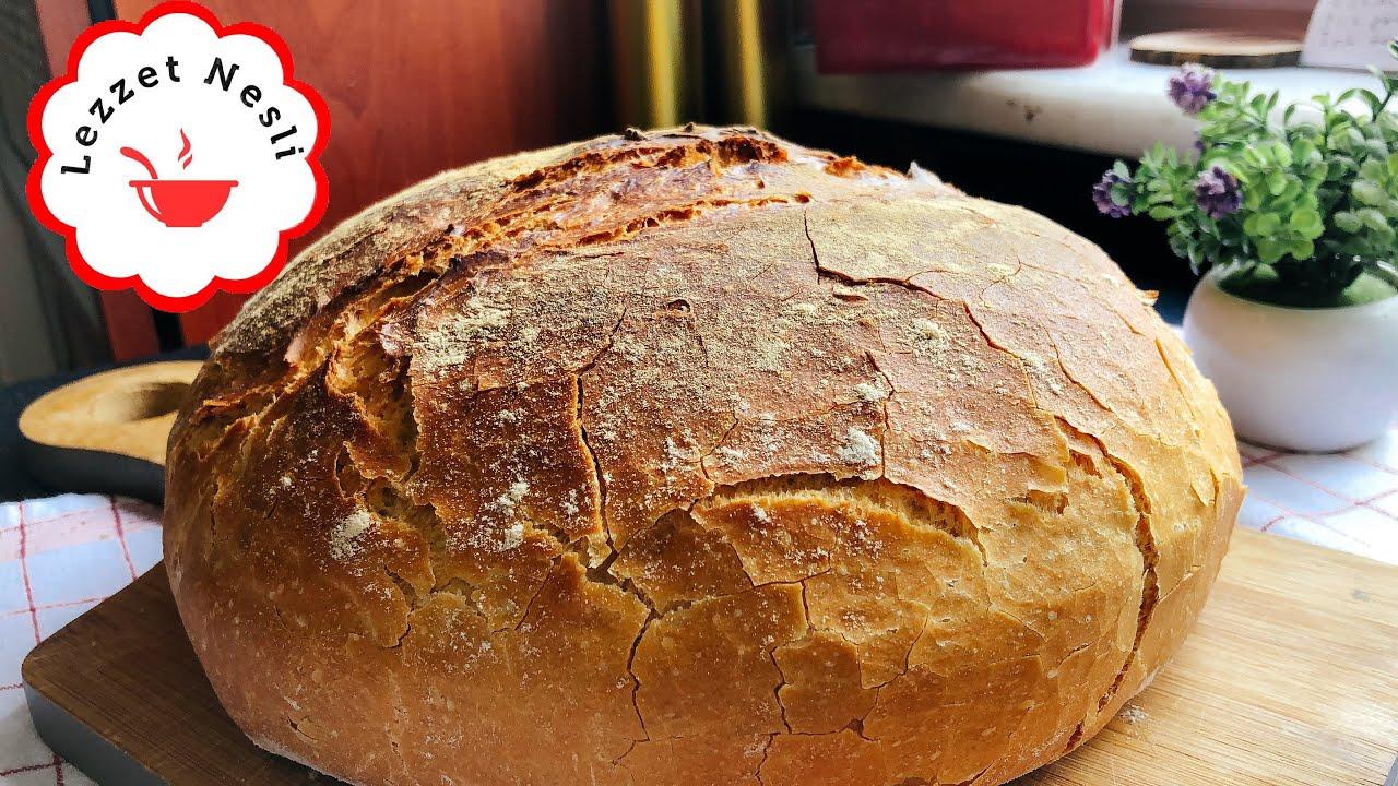 Elektriksiz bir yaşam Sacda köy ekmeği - Belgesel
