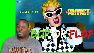 CARDI B ALBUM IS FINALLY HERE!! *BUT WAS IT WORTH THE HYPE!?*| BOP OR FLOP FRIDAYS