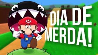 DIA DE MERDA! - SUPER MARIO 664 #02