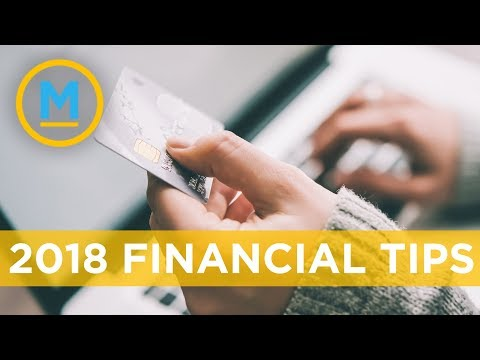 Financial planning tips for 2018 | Your Morning